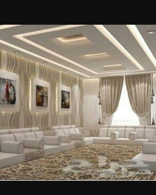 تصميم تصميم جبس تنفيذ ديكورات جبسيات جبس جبسيه جيزان صامطه جبس بورد جبس Pop False Ceiling Design Bedroom False Ceiling Design Ceiling Design Living Room