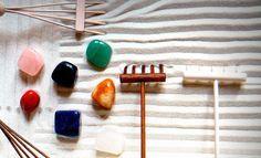 Aprende a purificar tus  piedras energéticas