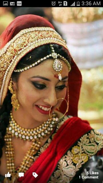 #Gorgeous #bride #stunning #out #ppl ##with #her #mesmerizing #smile... #Jitin #rathore @jitinrathore.com