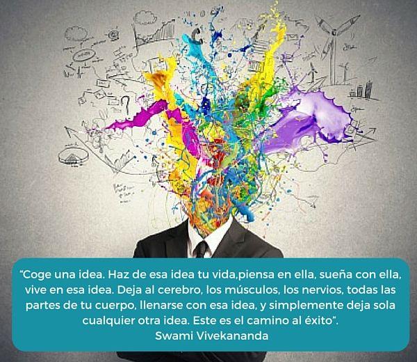 #SwamiVivekananda #ideas #Creatividad #Productividad #Diversidad #Motivación #Persiguetussueños