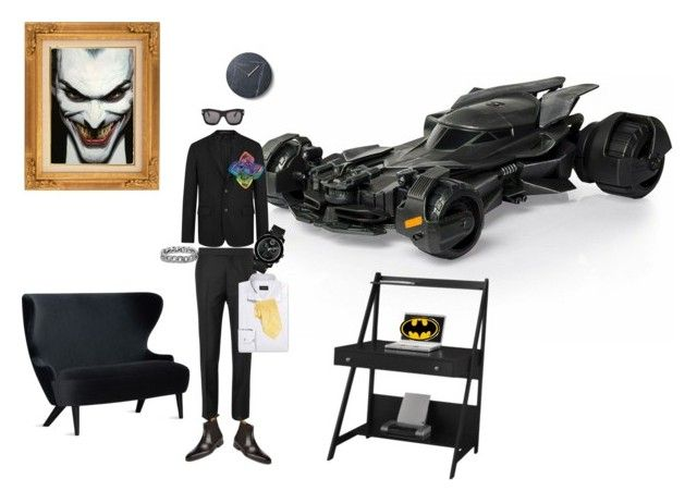 """I AM JMADDD STYLES"" by johncm on Polyvore featuring Kingsman, Magnanni, Tom Dixon, Givenchy, Tom Ford, Bush Furniture, Nordstrom, Menu, David Yurman and Movado"