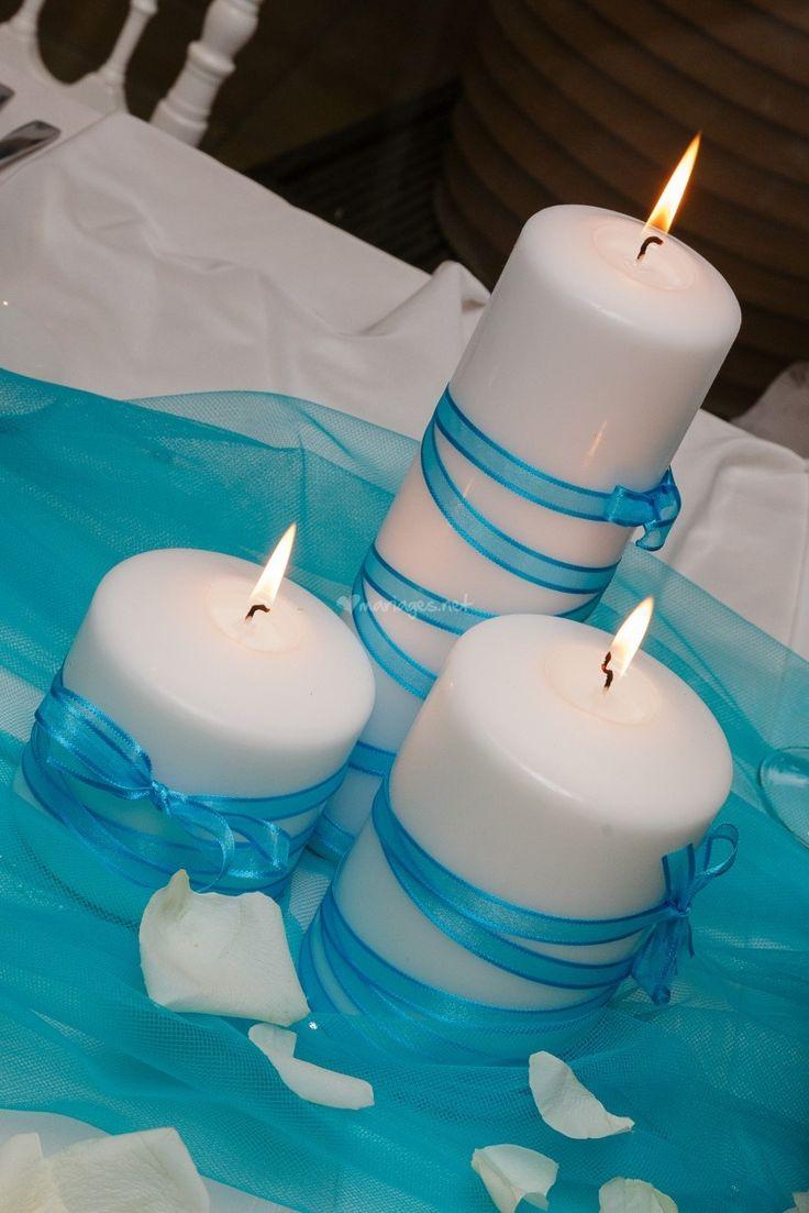 13 décorations de tables de mariage                                                                                                                                                                                 Plus