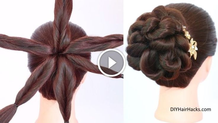 New Latest Messy Bun Hairstyle With Amazing Trick Messy Bun