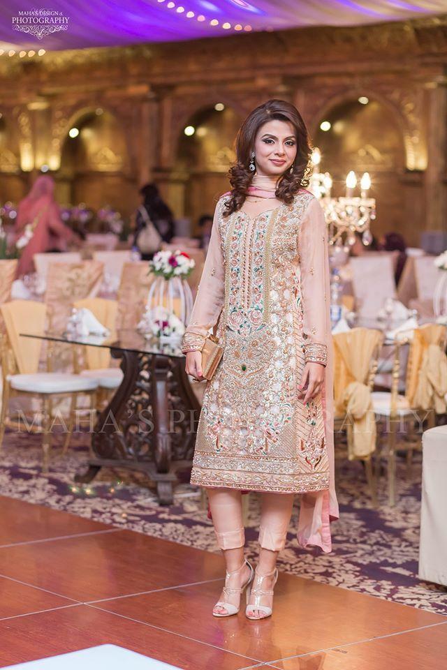 Latest Fashion Pakistani Boutique Style Dresses 2016 2017