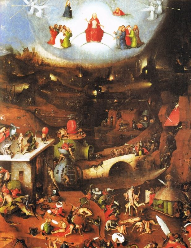 67 Best Hieronymus Bosch Images On Pinterest Hieronymus Bosch Renaissance And Surrealism