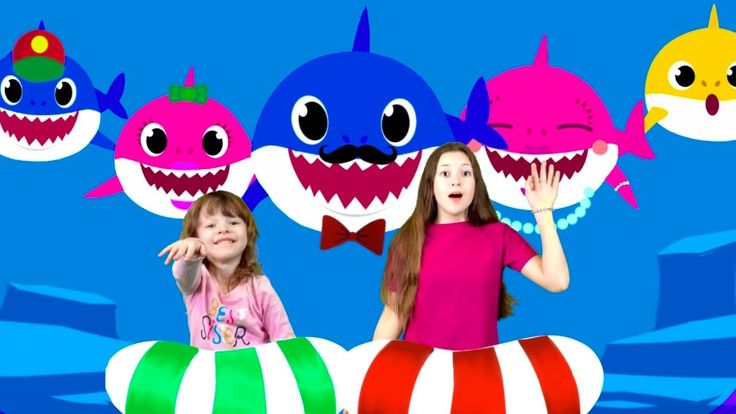 Baby Shark song | Sing and Dance! | Songs for Children by ...