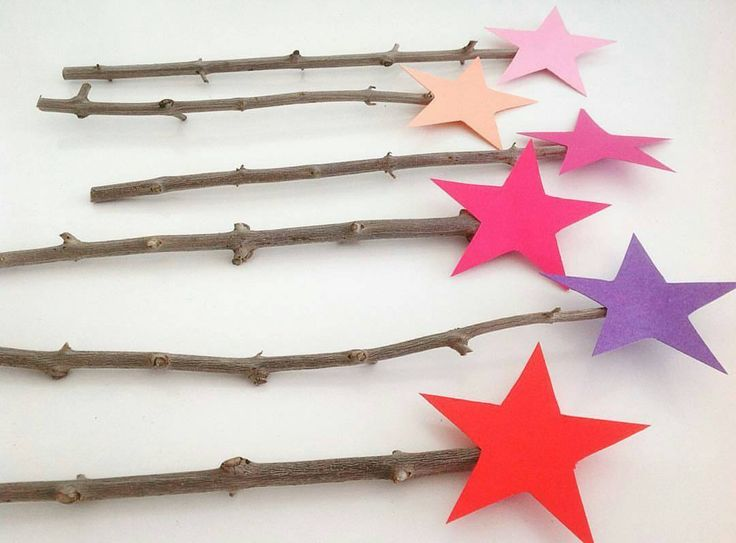 funlearningathomeMagic wands 🌟⭐ Nature play idea by @anideaontuesday ...