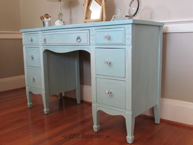 Painted Desks 19 best painted desks images on pinterest | painted desks