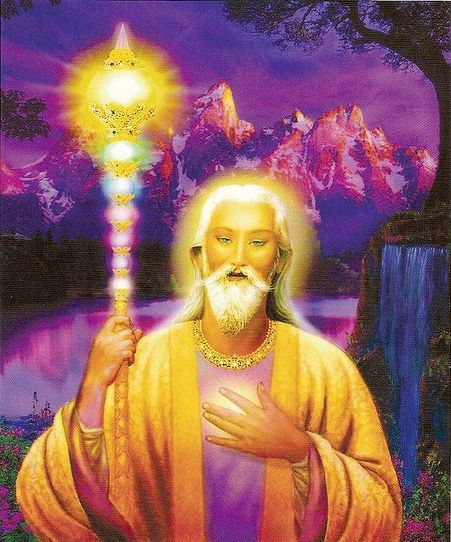 Lord Lanto Hierarch of the Second Yellow Ray by Marius Michael George https://www.facebook.com/pages/Healthy-Vibrant-You/381747648567846: