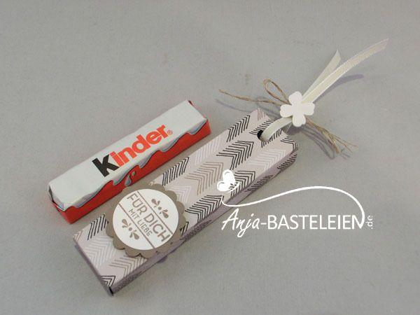 verpackung kinderschokolade riegel goodies pinterest kinderschokolade riegel und kleine. Black Bedroom Furniture Sets. Home Design Ideas