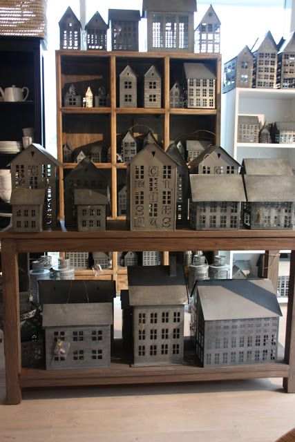 Myhome and Ølen Furniture Christmas decorations and houses from Walhters