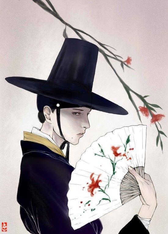 hanbok by - chooon, via Behance