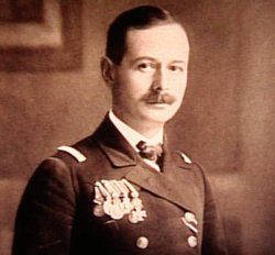 Georg Ritter von Trapp (the real deal from The Sound of Music)