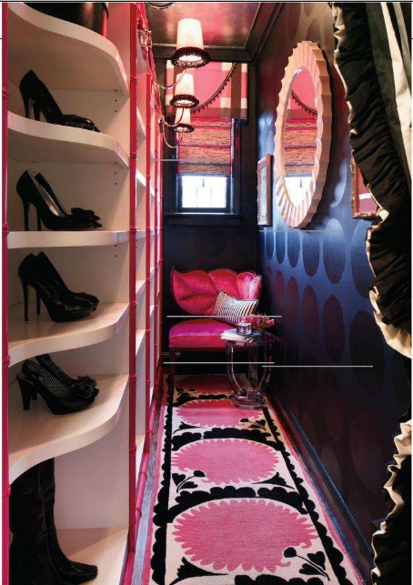 72 best images about dressed for success on pinterest for Walk in shoe closet