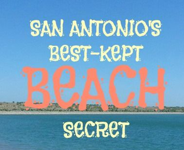 Ok, so technically, it's not in San Antonio.  It's just outside of San Antonio.  And technically, it's not a beach, it's a lake – but it's got a great, beachy vibe.  And, ok, maybe it's not a secret, but it doesn't seem to get packed, so it sure *feels* like a secret!  So, where the heck …