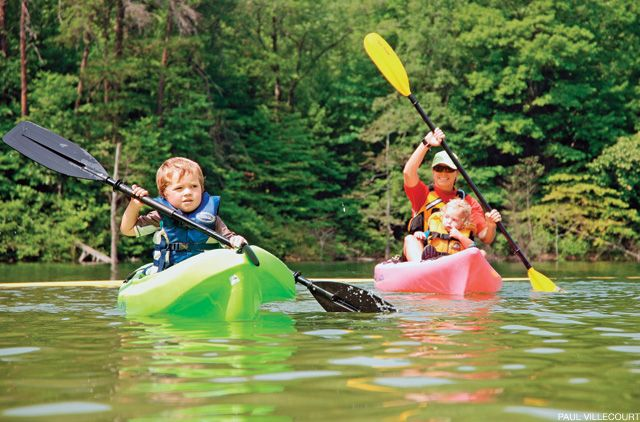 Read about real world advice on Paddling with Kids from the author of Outdoor Parents, Outdoor Kids, Eugene Buchanan at Canoe & Kayak Magazine online.
