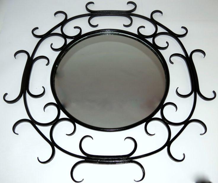 http://www.creafer.com/miroir-rond-gothique.html