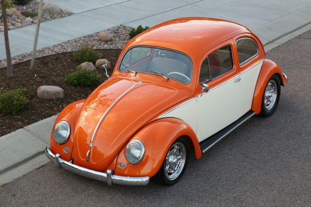 Volkswagen Beetle Classic Sedan Oval Euro Model | eBay