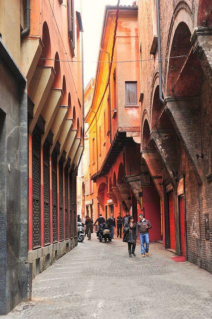 Bologna, Italy   Flickr by tango-