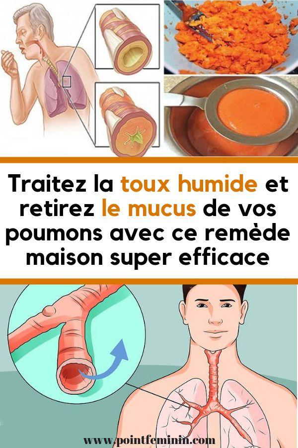 Traitez la toux humide et retirez le mucus de vos poumons avec ce - Que Faire En Cas D Humidite Dans Une Maison