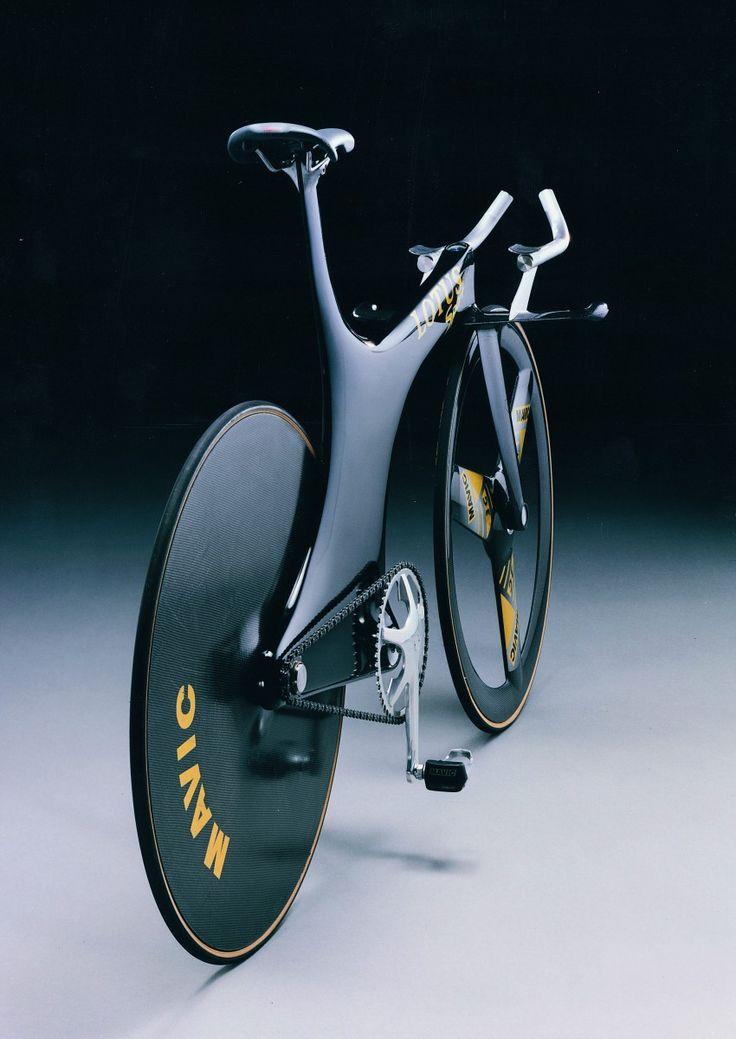 Lotus type 108 Olympic Pursuit bike, 1992