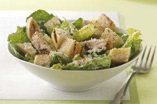Favorite Grilled Chicken Caesar Salad