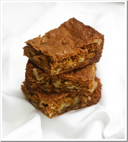 Chewy, Chunky Blondies | Healthier Options | Pinterest | Search
