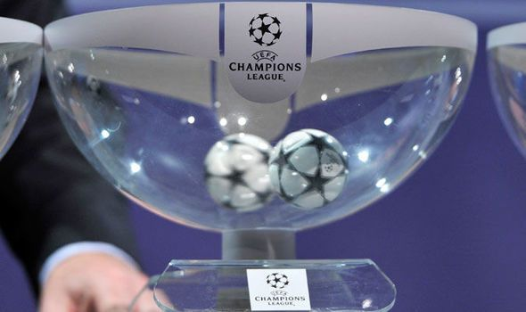 Champions League draw: Who can Man Utd Man City Liverpool Chelsea and Tottenham get?   via Arsenal FC - Latest news gossip and videos http://ift.tt/2zi8skE  Arsenal FC - Latest news gossip and videos IFTTT
