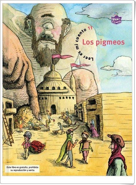 """""""Los pigmeos"""" de Nathaniel Hawthorne"""