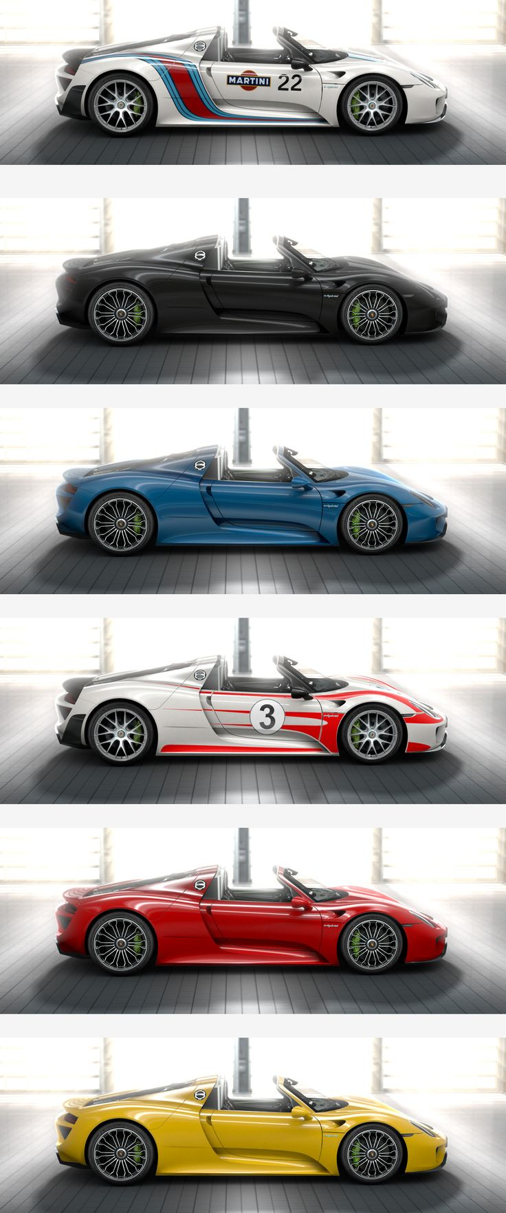 find this pin and more on porsche 918 spyder