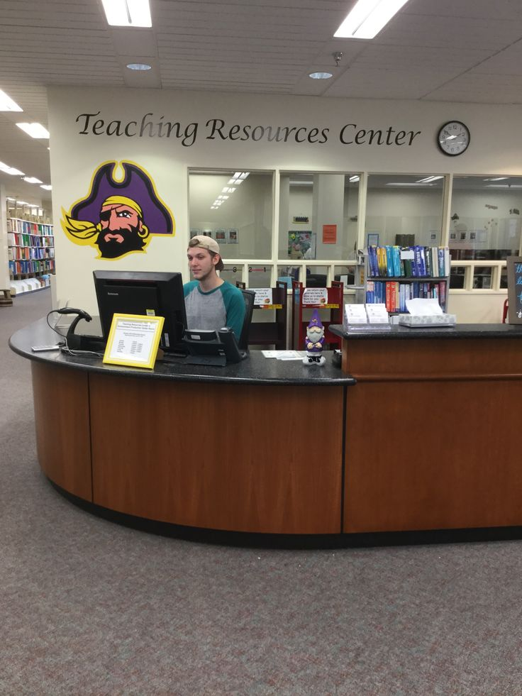 Joyner Library's Teaching Resources Center offers 10 feet of lamination, 5 buttons and 5 binder combs to all ECU faculty, staff and students FOR FREE! #funfactfriday