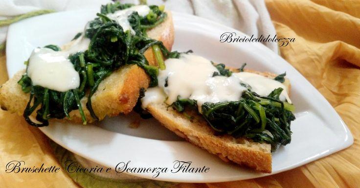 Bruschette+Cicoria+e+Scamorza