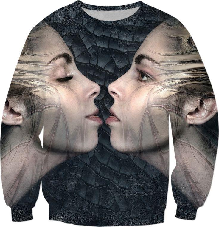 Sensual Women Sweatshirt #rageon #erikakaisersot #sweatshirt