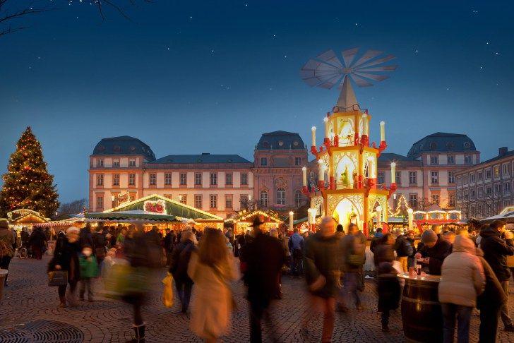 Darmstädter Weihnachtsmarkt - Kunsthandwerk, Kulinarik und Kultur
