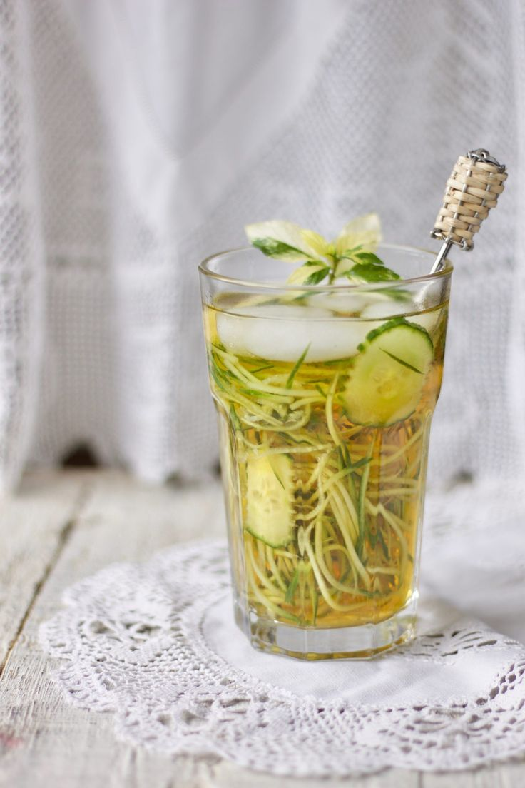 A refreshing use. Compote of gooseberry Mojito