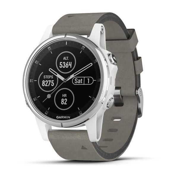 Garmin Fenix 5 Plus Sapphire Multisport Watch Chasy