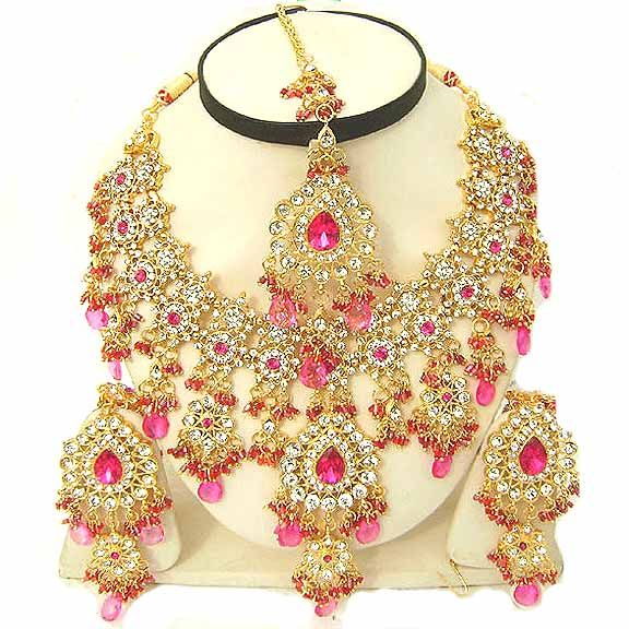 387 best Bridal Jewelry images on Pinterest Bollywood jewelry