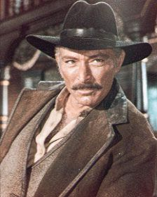 Lee Van Cleef AKA Clarence Leroy Van Cleef, Jr.  Born: 9-Jan-1925 Birthplace: Somerville, NJ Died: 16-Dec-1989 Location of death: Oxnard, CA [1] Cause of death: Heart Attack Remains: Buried, Forest Lawn Memorial Park Cemetery, Hollywood Hills, CA  Gender: Male Race or Ethnicity: White Sexual orientation: Straight Occupation: Actor  Nationality: United States Executive summary: The Good, The Bad and the Ugly