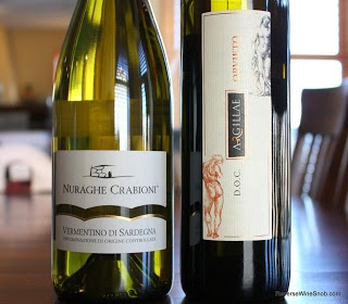 Excellent Italian Whites - Exploring the White Wines of Italy Including Two Bulk Buy Selections! #winelover http://www.reversewinesnob.com/2013/05/excellent-italian-whites.html