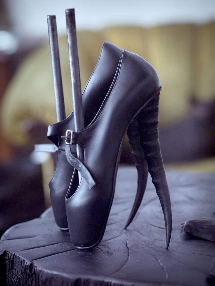 Gameboy High Heel Shoes