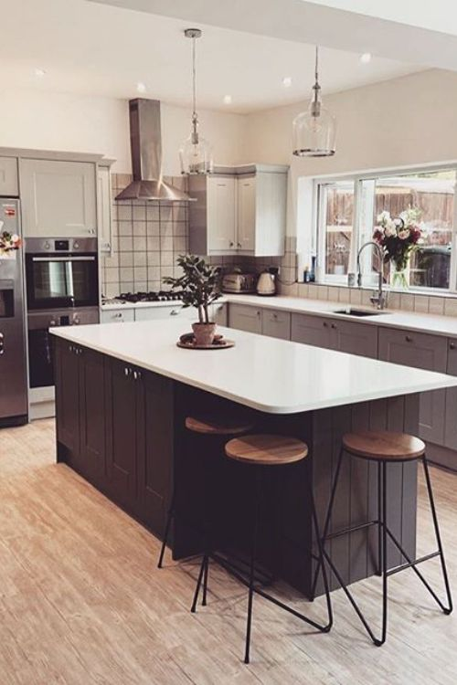 Best Sara From London Opted For This Stunning Shaker Kitchen In 400 x 300