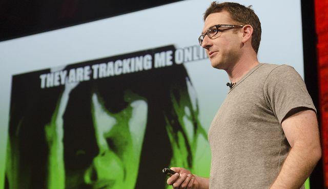 Gabriel Weinberg, founder of Duck Duck Go, at Gel 2013 on Vimeo