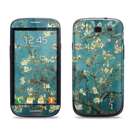 Samsung Galaxy S3 Phone Case Cover Decal  Van Gogh by skunkwraps,   http://phonereviewsblog.lemoncoin.org