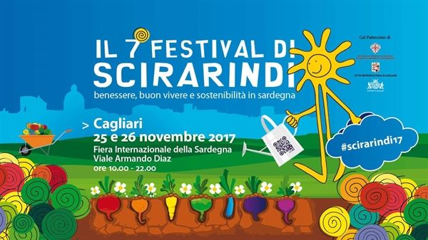 "Festival of Scirarindi 2017 On November 25th and 26th in Cagliari, Il Festival di Scirarindi the great festival of natural #Sardinia returns! Look at our ""#Events"" section and see all the details!! #greenwhereabouts #festival #event #instagood #weekend #events #sardiniaexperience #sardinia #cagliari #ecofriendly #ecotourism #scirarindi #scirarindi17 #sustainability #lifestyle #instapic #instadaily #picoftheday #photooftheday #eventoftheweek"