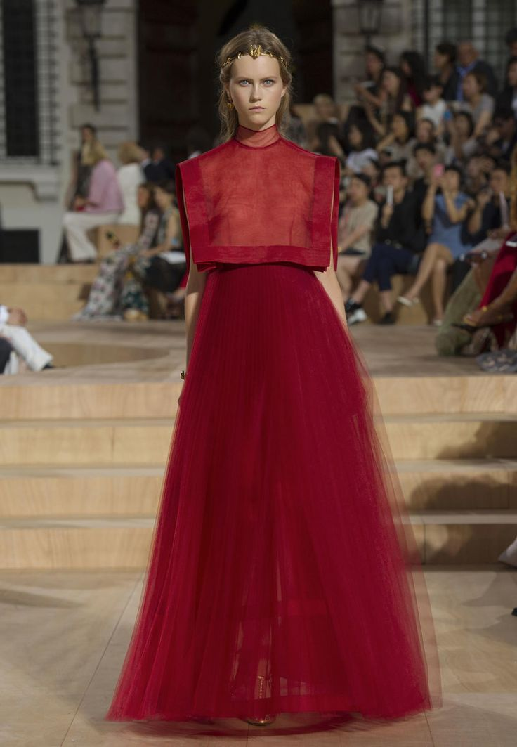VALENTINO Mirabilia Romae  Women - Look 44 of 72