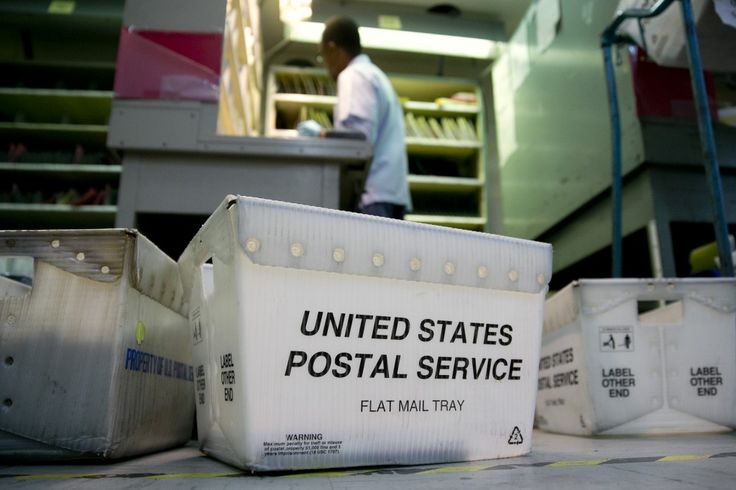 The Postal Service reported a loss of $2.7 billion for the fiscal year that ended Sept. 30. Legislation in 2006 required the Postal Service to fund 75 years' worth of retiree health benefits, something that neither the government nor private companies are required to do.