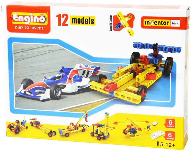 Model: ENG-1220 - 12 Model Set
