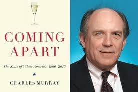 Charles Murray (Coming Apart, Human Accomplishments, The Bell Curve)