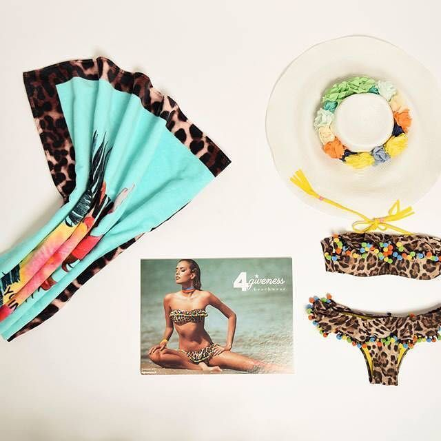 L'estate l'attendiamo con le coloratissime stampe tropical-animalier !! @4giveness_official @guess #CityModa #Bari #Lecce #Spoltore #springsummer16 #summer #summerstyle #cool #animalier #bikini #estate2016 #fashion #style #outfit #outfitpost #outfitoftoday #outfitcitymoda #instaday #instastyle