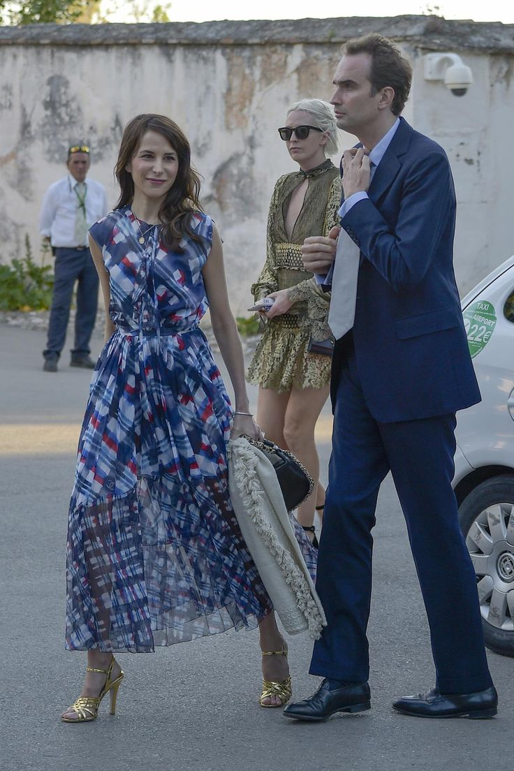 El Rey Juan Carlos, Andrea Casiraghi y Camila de Cornualles, entre ellos.